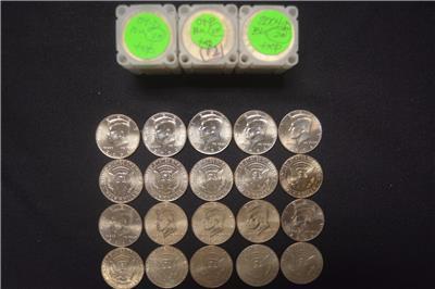2004-P   GEM BU  Mint State Kennedy US Half Dollar Coin