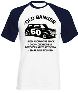/'My Other Car is a Mini/' Men/'s Funny Mini Cooper Car Gift Birthday T-shirt