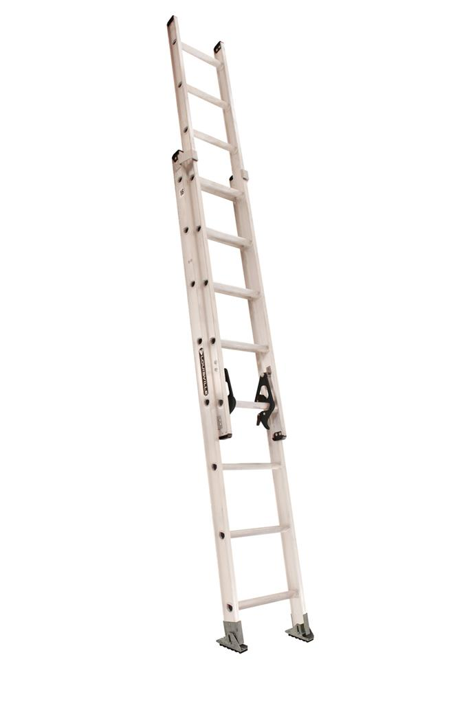 Louisville Ladder 16 Foot Aluminum Industrial Extension