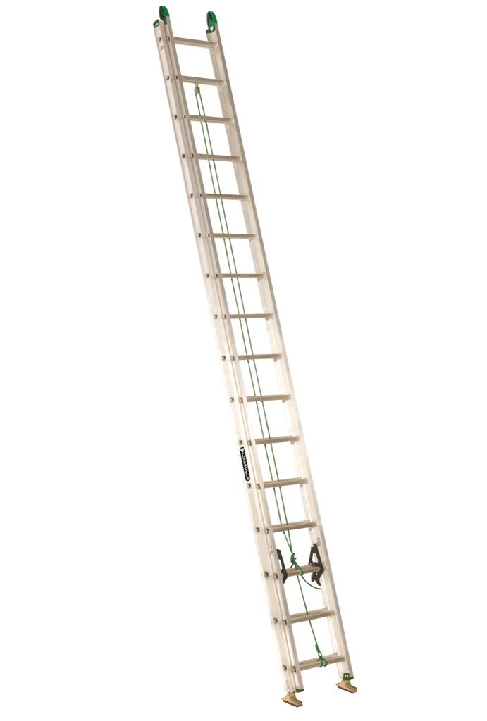 Louisville 32 foot extension ladder y shaped screwdriver bit