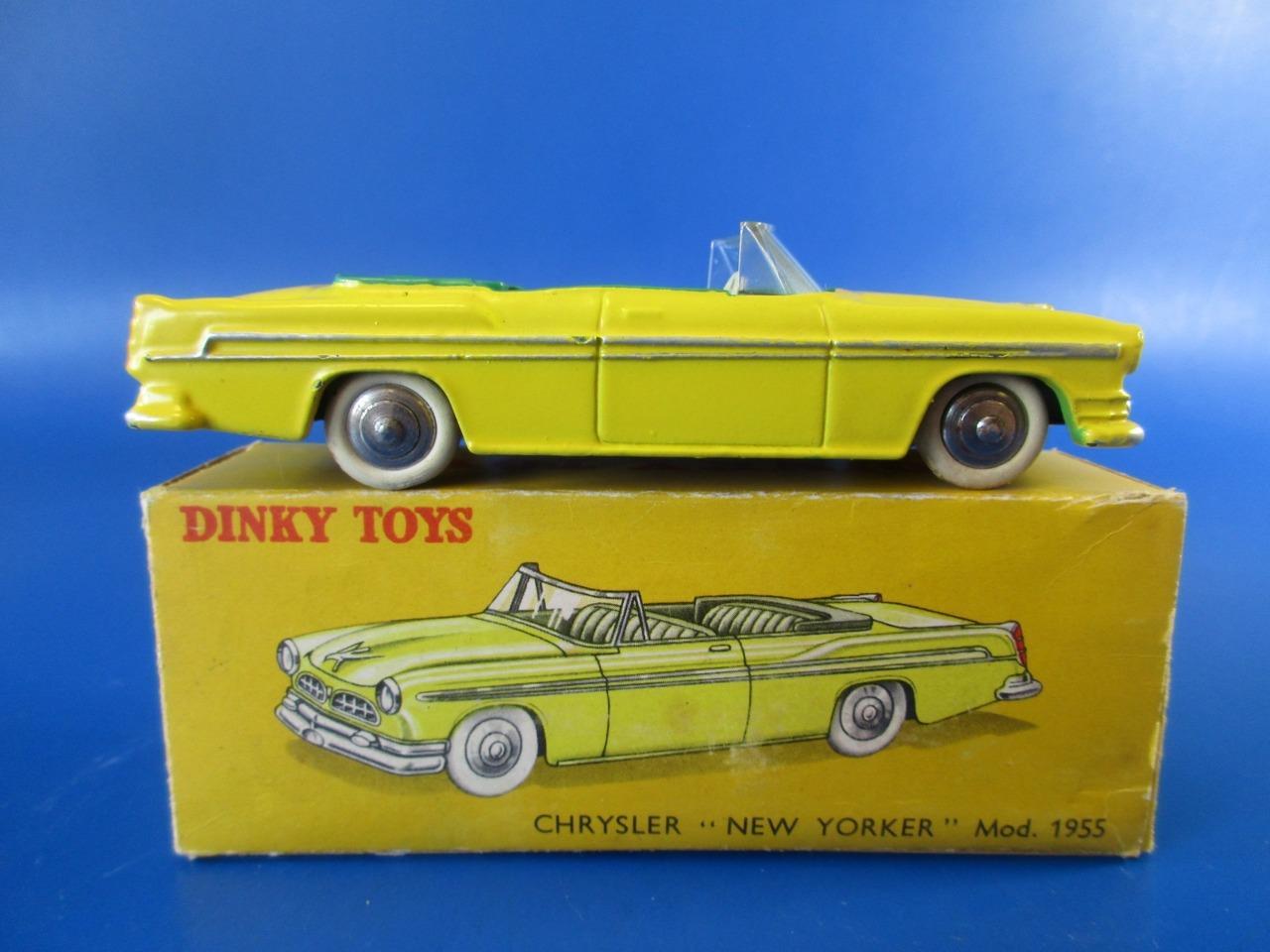 Todos los productos obtienen hasta un 34% de descuento. Francés Dinky 24A Chrysler New New New Yorker  , no Atlas , rara, vnmb   El ultimo 2018