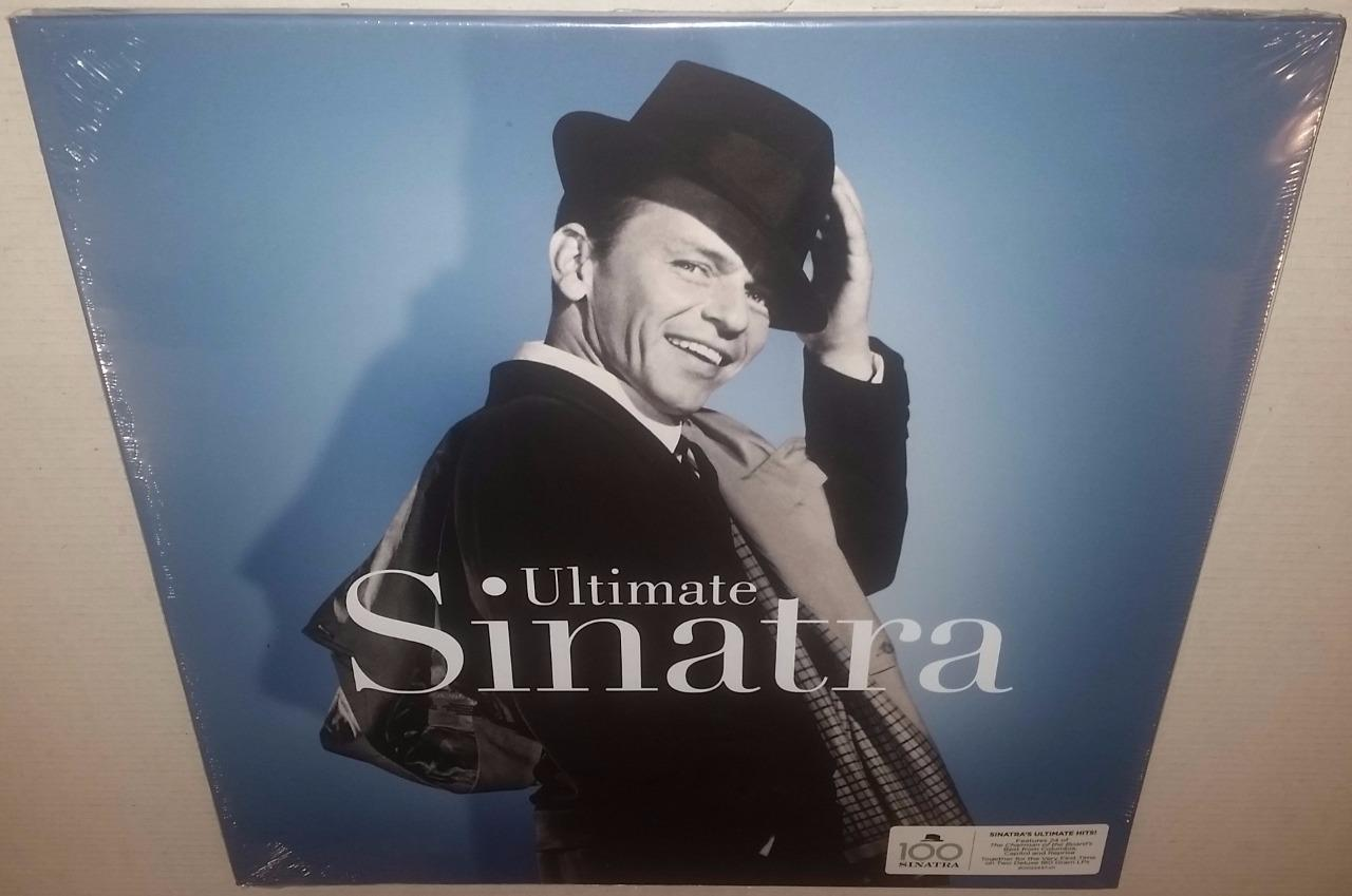 Frank Sinatra Ultimate Sinatra 2015 Release Brand New