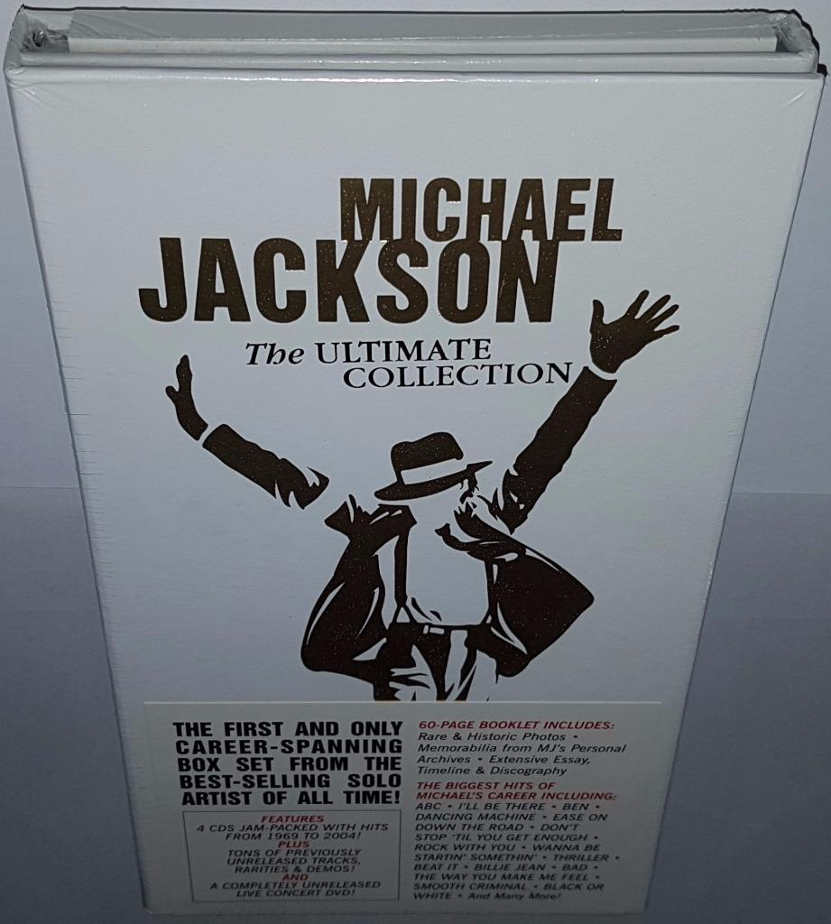 Ultimate Collection Jackson 5: MICHAEL JACKSON THE ULTIMATE COLLECTION BRAND NEW SEALED