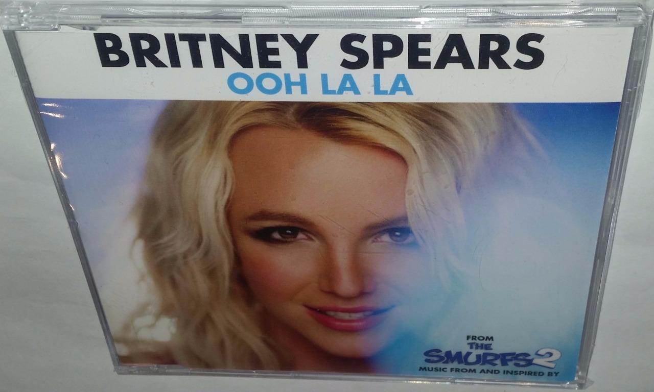 BRITNEY SPEARS OOH LA LA (CD SINGLE) (2013) BRAND NEW RARE ...