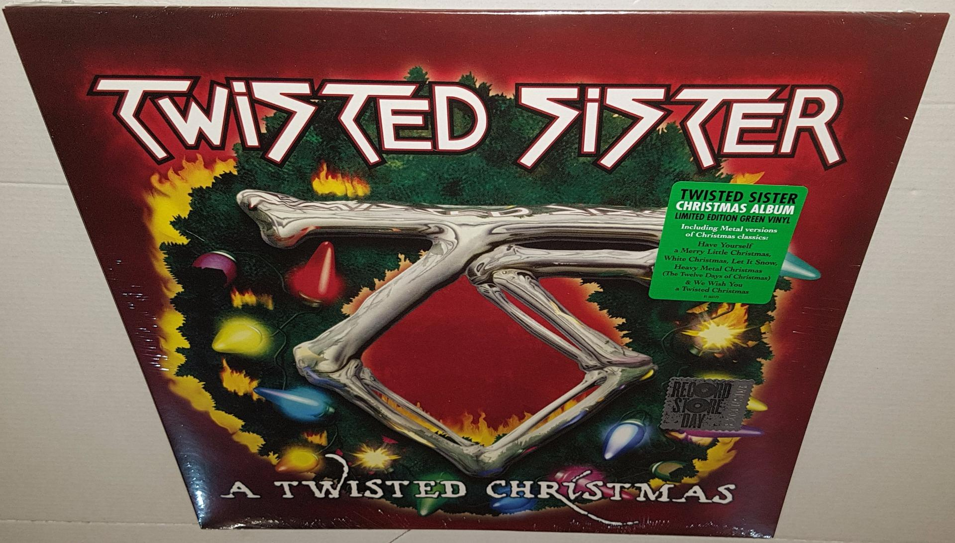 Twisted Sister Christmas.Details About Twisted Sister A Twisted Christmas 2017 Brand New Sealed Limited Rsd Vinyl Lp