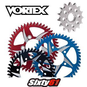 Vortex 642AZR-40 Red 40-Tooth Rear Sprocket