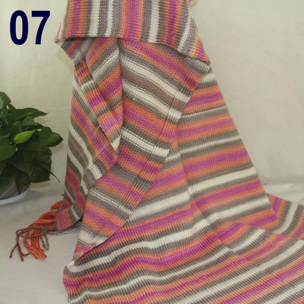 Sale New Vintage Cashmere Wool Soft Warm Scarves Small scarf 150x30cm 033