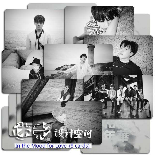 Set The Mood For Everything: BTS Bangtan Boys In-album In The Mood For Love Photo Card
