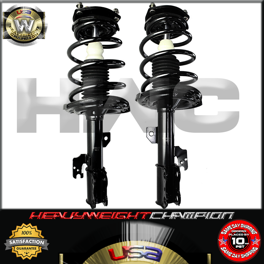 for Camry Solara ES330 NEW Front Right Strut w// Spring /& Mounts Quick Assembly