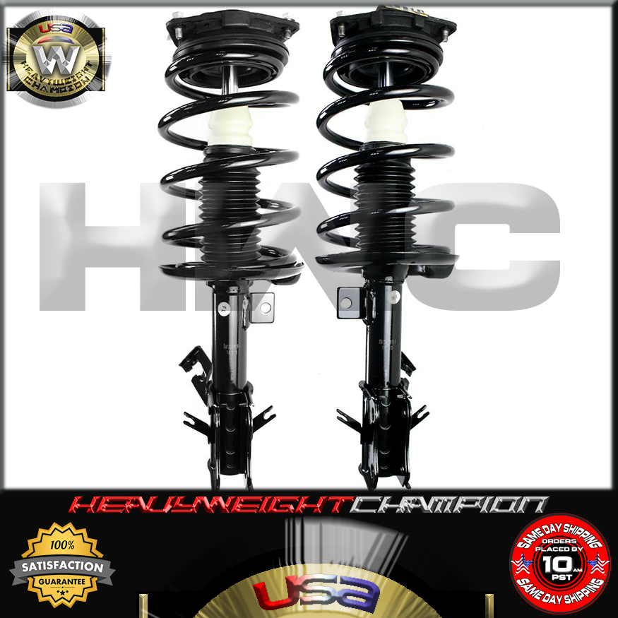 Front Right Quick Complete Strut /& Spring Assembly for 2013-2019 Nissan Sentra