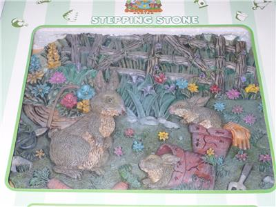 New stepping stone with a cheerful nature scene for Cheerful nature