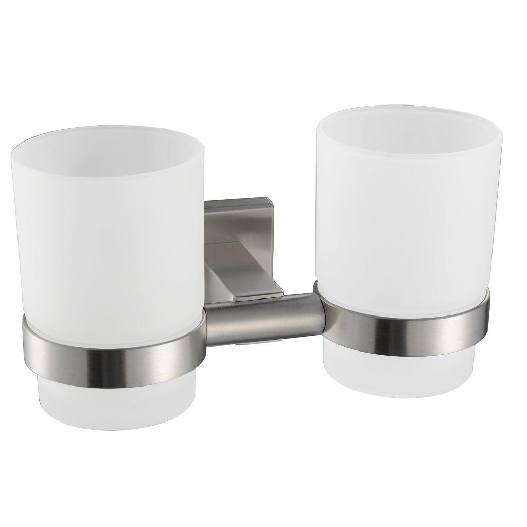 Sus 304 Stainless Steel Wall Mounted Bathroom Brushed Hand