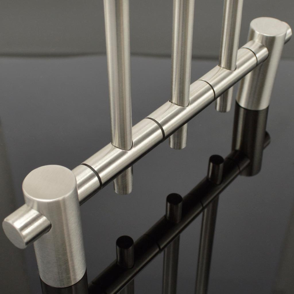 Sus304 Stainless Steel Swing Out Towel Bar Swivel Bars