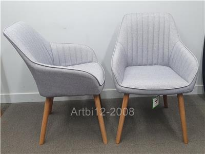 John Lewis & Partners Toronto Dining Armchairs, Set of 2 ...