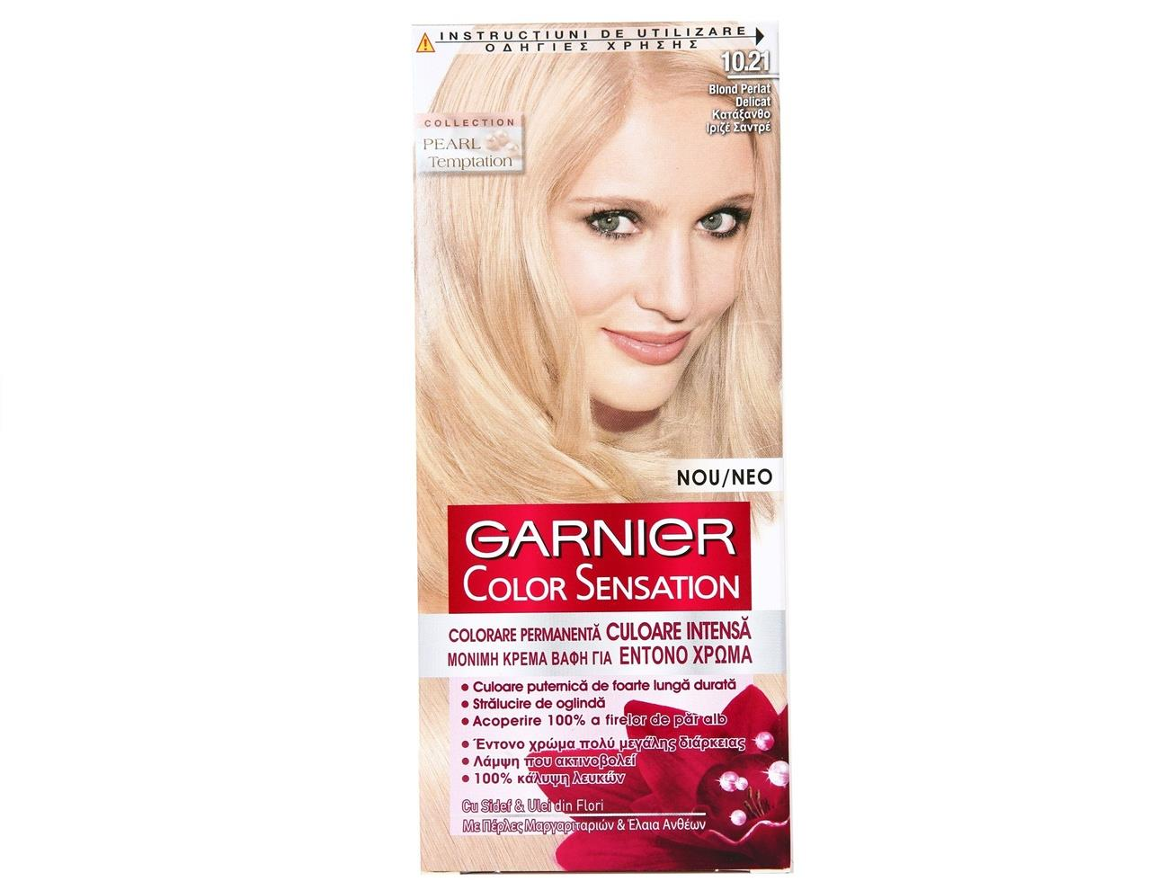 Color Garnier Garnier Nutrisse 100 Extra Light Natural Blonde