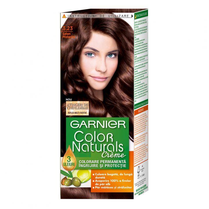 Garnier Nutrisse On Natural Hair