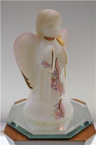 Original Enez Angel Hoop Earrings 925Silver L 3.0cm T105O Gift Bag