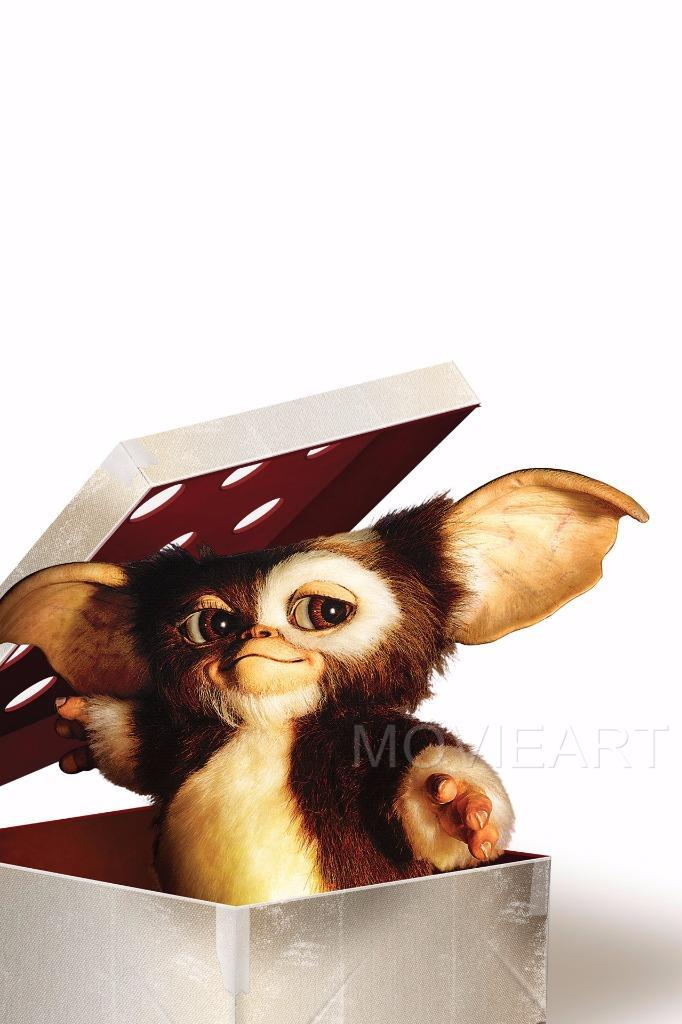 Gremlins Mogwai Vintage Movie Poster A2 A3 A4 sizes A1