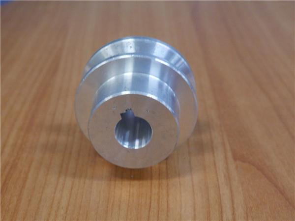 Single Groove Pulley 50mm Shaft Size 14mm For Motor Use