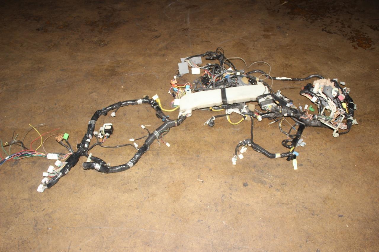 JDM Subaru WRX STI v7 ej207 Full Engine bay Wiring Harness Dash harness GD