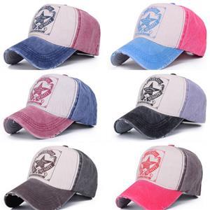 New Unisex Men Women Adjustable Letter Print Outdoor Polo Hats Baseball Ball Cap Water Sports Beach Caps