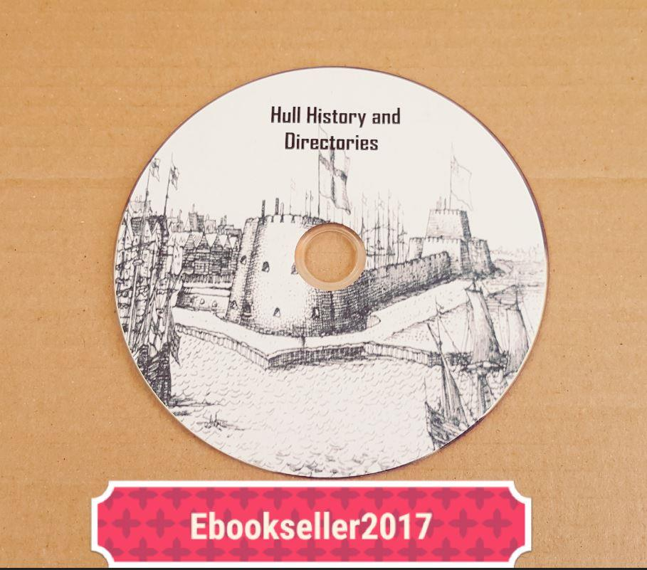 Northern Ireland History /& genealogy in 50 pdf ebooks /& kindle formats on disc