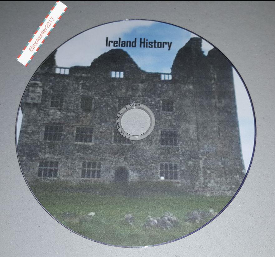 UK Castles History genealogy 100 ebooks in pdf /& Kindle Formats on disc ebooks