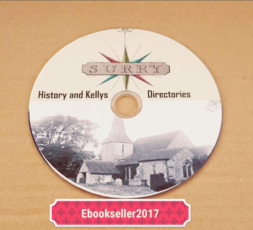 ebooks of Leicestershire directories genealogy history pdf files for pc on disc