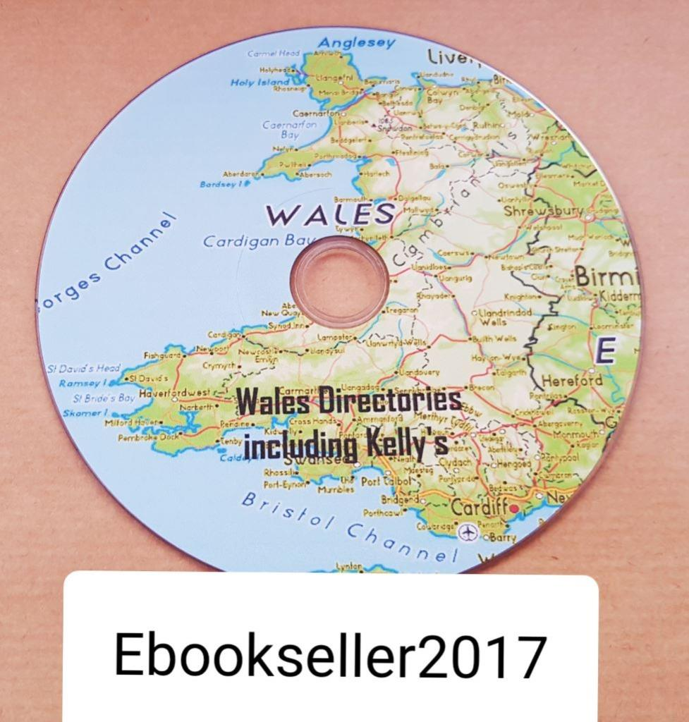 genealogy on disc History of Wiltshire pdf ebooks /& kellys historic directories