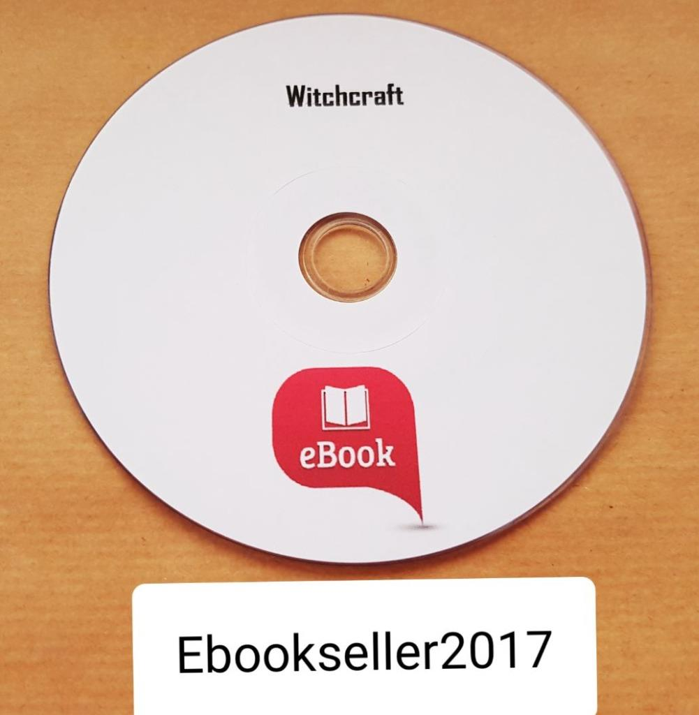 Details about ebooks, Witchcraft & Occultism on disc in PDF format for PC  Laptop some readers