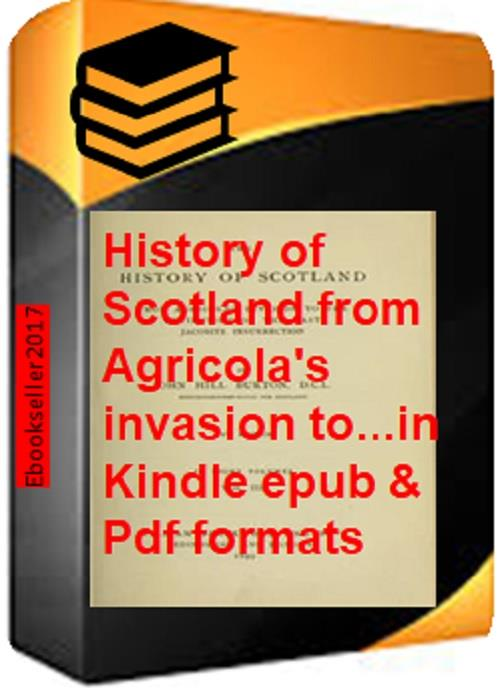 History ebooks /& Genealogy of Scotland from accession of Alexander III on Disc,