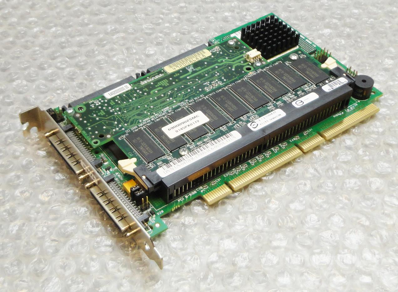 Qlogic PC2110401-18 C SCSI HVD PCI Interface Card