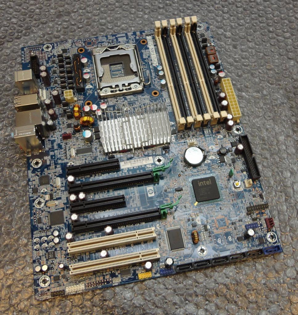 New System Board Z400-586968-001