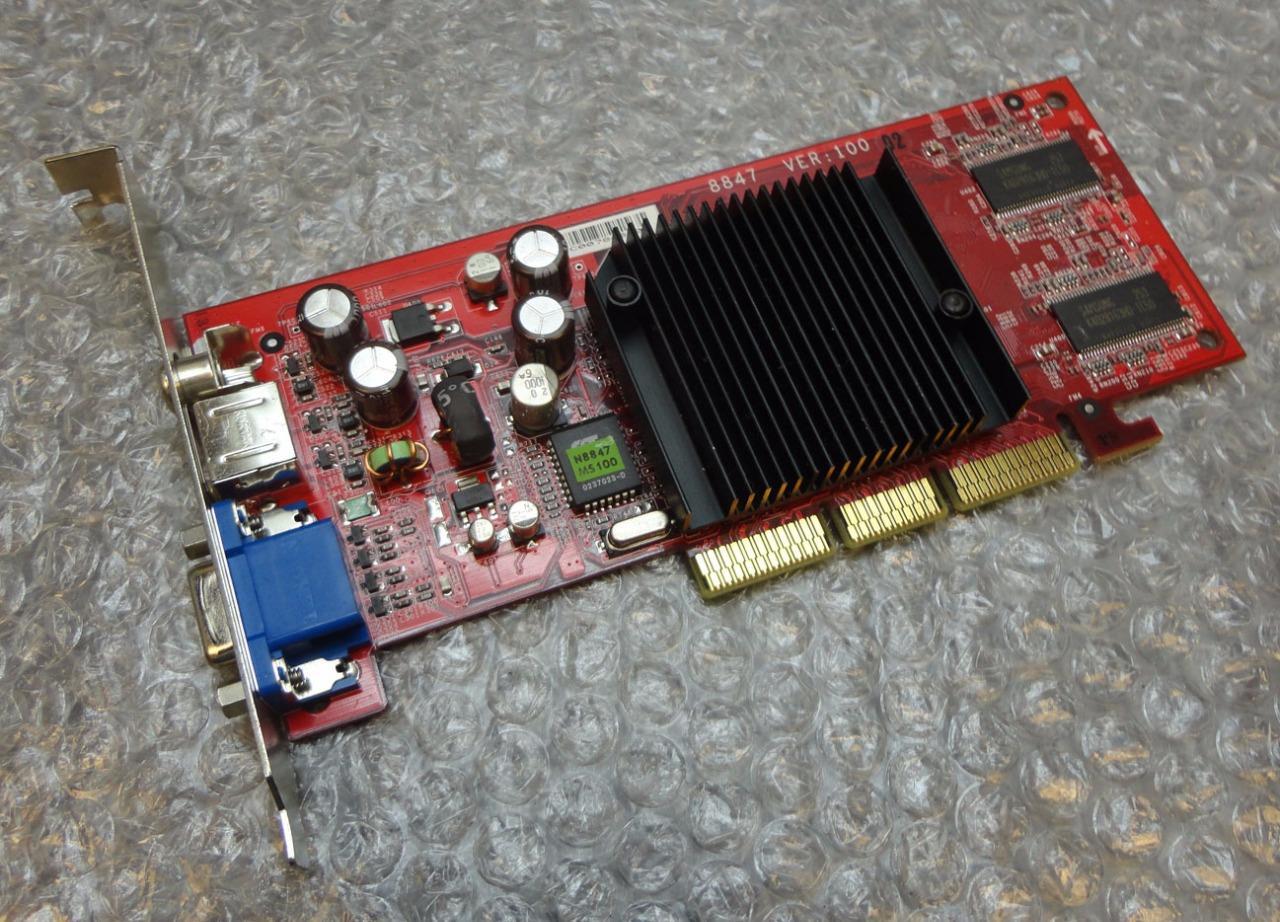Geforce4 mx440se