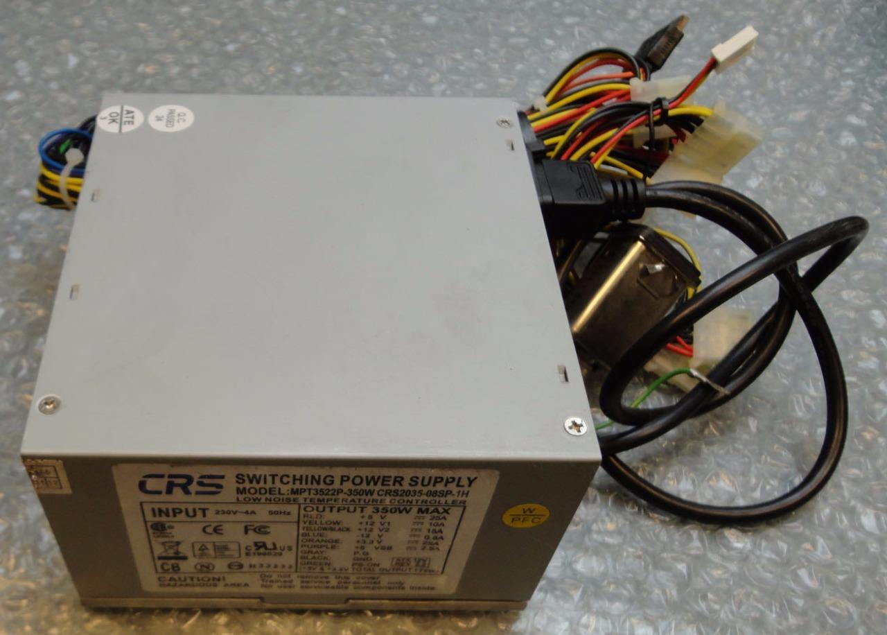 PSU Macron MPT-480 480W ATX Power Supply Unit