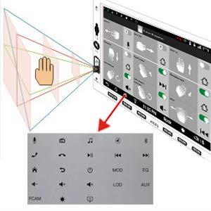 Hands gesture control sensor ATOTOA 6 Pro