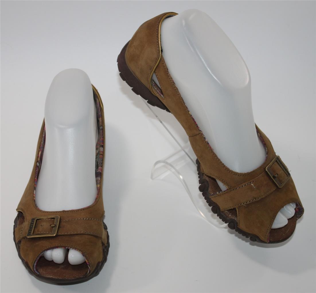 skechers open toe sandals