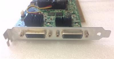 MGI QID-P256PROF Brand New Matrox QID Pro 256MB PCI-X Graphics Adapter