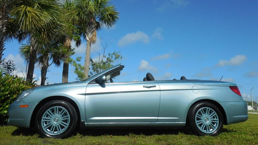 2009 Chrysler Sebring Quot Hot Wheels Quot Touring Convertible