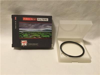 Formatt-Hitech 58mm Firecrest UltraSlim Non Stackable Circular Polariser Filter