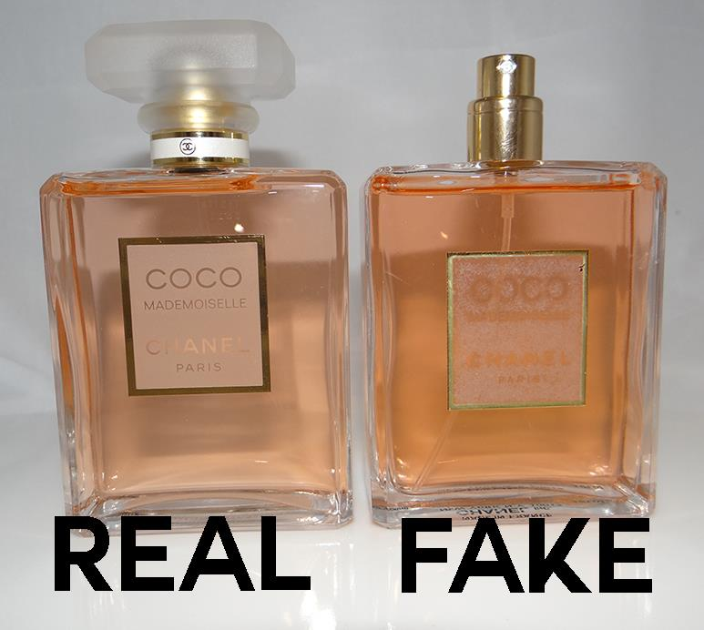 how to tell fake si edp inside the bottle