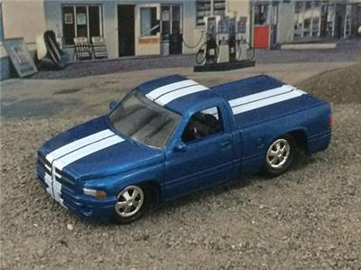 Dodge Sport Truck >> Details About 2nd Generation 1994 2001 Dodge Ram Vts Sport Truck 1 64 Scale Limited Edt A6