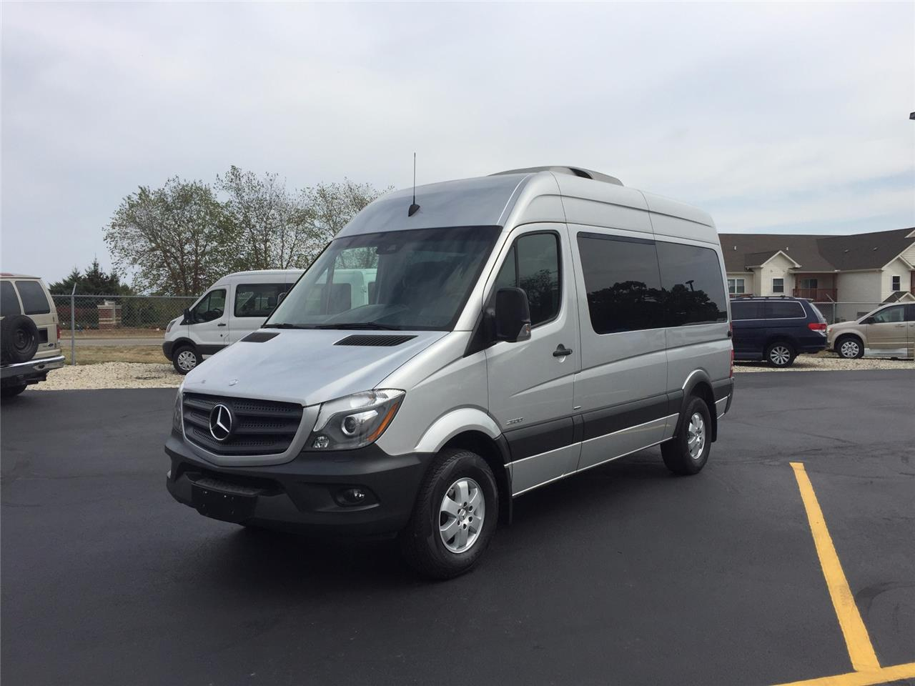 2014 mercedes benz sprinter 2500 ebay for Mercedes benz 2500