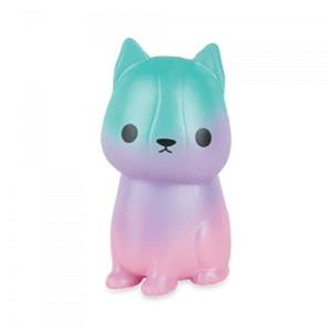ORB Soft/' N SLO Sqishies Series #2 Animal Pals Rainbow Pug