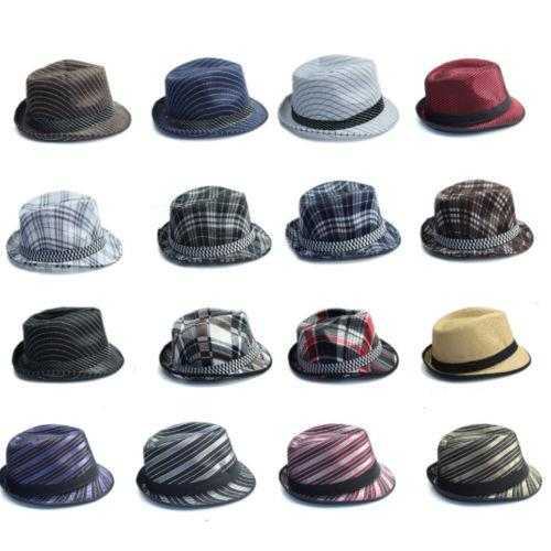 Details about Wholesale Joblot Men s Trilby Hats High Quality Good Mixed  Colours and Textures 263bb52e7db