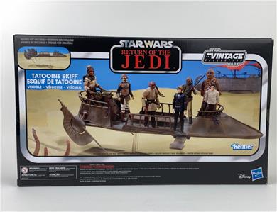 2019 Star wars le retour du Jedi La collection vintage Tatooine Skiff Kenner