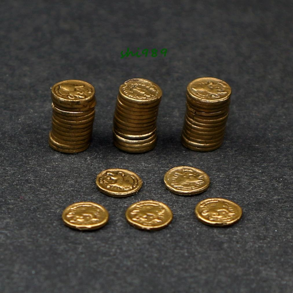Hot Toys John Wick 2 MMS504 1//6 Scale Intercontinental Gold Coins Stack of Coins