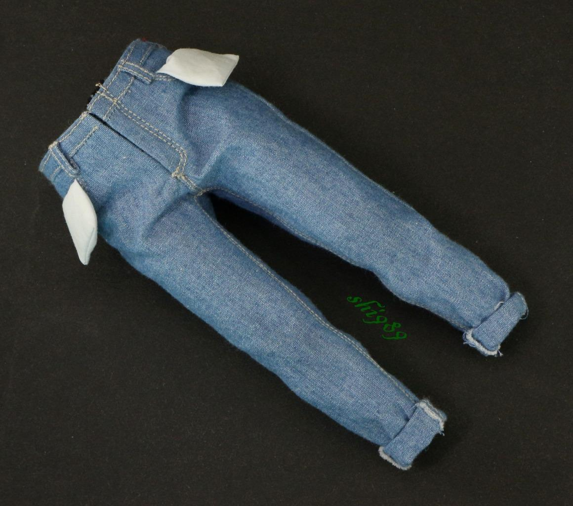 Hot Toys MMS379 Marty Mcfly Back To The Future II 1//6 Scale Jeans