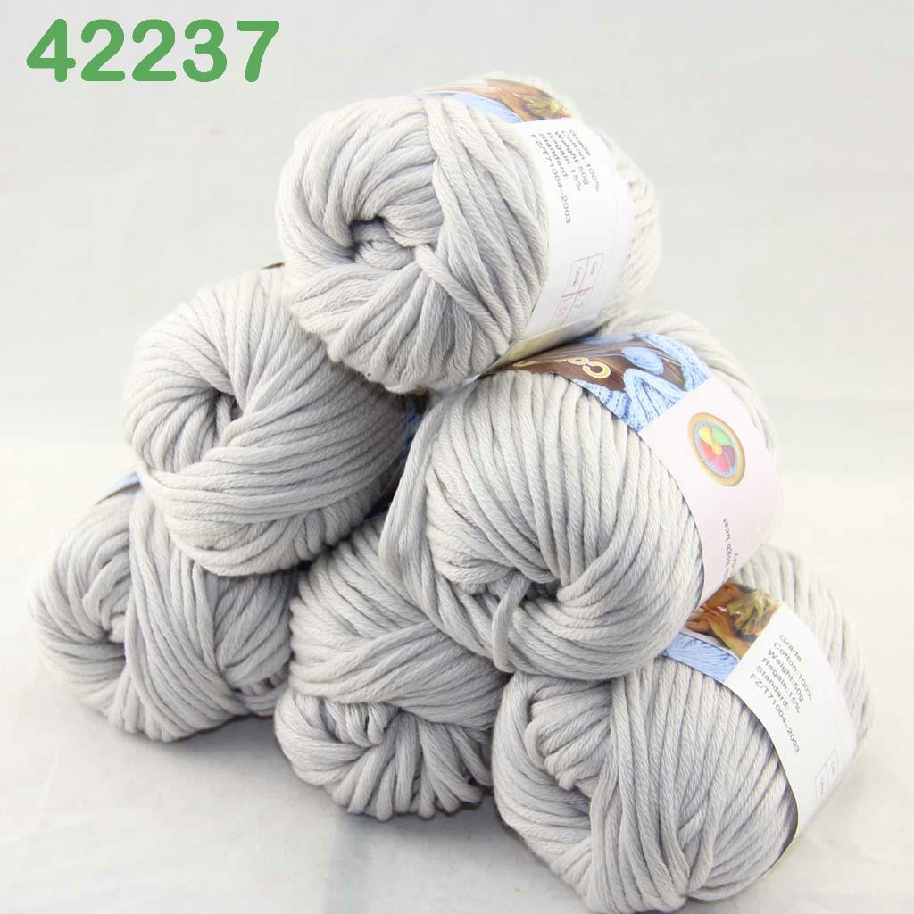b9693b9db34d SALE Special Thick Chunky 100% Cotton Shawl Scarf Hand Knit Yarn 6 ...