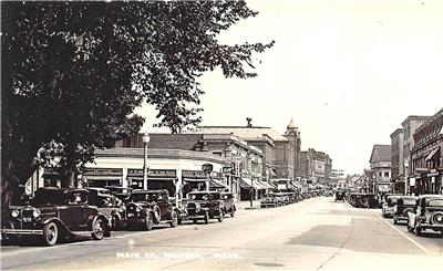 Details about Milford MA Main Street Storefronts Old Cars RPPC Postcard
